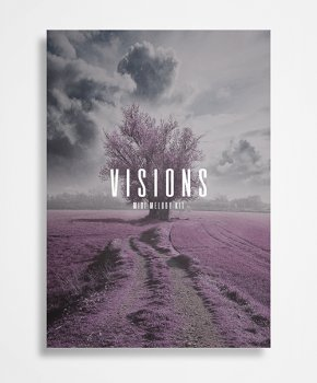 MIDI файлы - The Kit Plug Visions MIDI Melody Kit