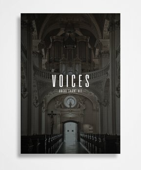 Сэмплы The Kit Plug Voices Vocal Chant Kit
