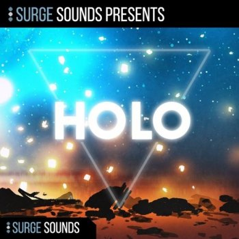 Сэмплы Surge Sounds Holo