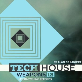 Сэмплы Mycrazything Sounds Tech House Weapons 12