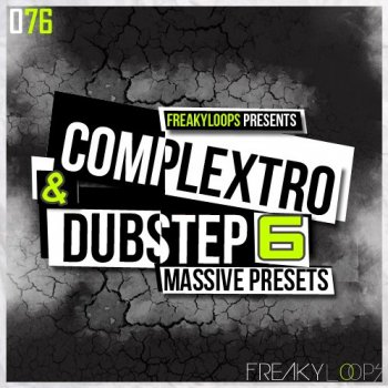 Пресеты Freaky Loops Complextro and Dubstep Vol.6 Massive Presets