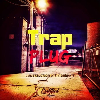 Сэмплы Certified Audio Trap Plug