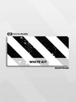 Сэмплы Ghostrage The White Kit