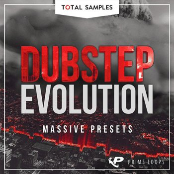 Пресеты Prime Loops Total Samples Dubstep Evolution Massive Presets