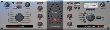 Audified DW Drum Enhancer v1.0.2 x86 x64