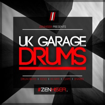 Сэмплы Zenhiser UK Garage Drums