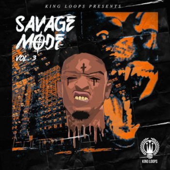 Сэмплы King Loops Savage Mode Vol 3