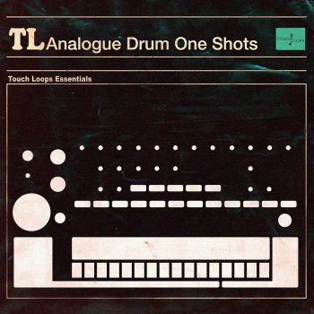 Сэмплы ударных - Touch Loops Analogue Drum One Shots