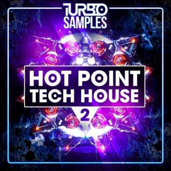 Сэмплы Turbo Samples Hot Point Tech House 2