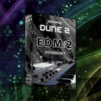Пресеты Synapse Audio Premium EDM Vol. 2 for Dune