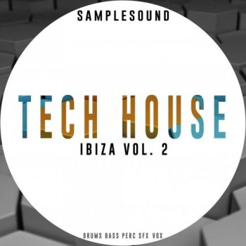 Сэмплы Samplesound Tech House Ibiza Volume 2