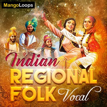 Сэмплы вокала - Mango Loops Indian Regional Folk Vocal