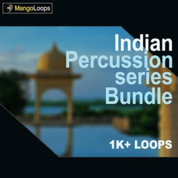 Сэмплы перкуссии - Mango Loops Indian Percussion Series Bundle