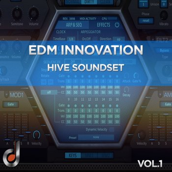 Пресеты Dustons - EDM Innovation Vol.1 for Hive