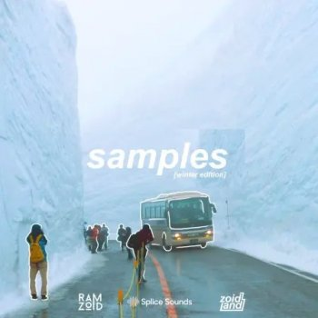 Сэмплы Splice Sounds Ramzoid Samples Winter Edition