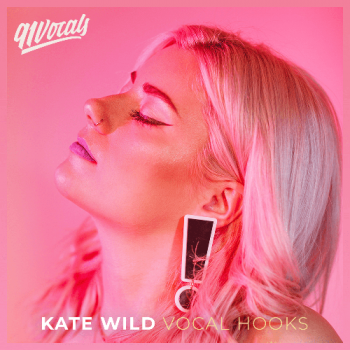Сэмплы вокала - 91Vocals Kate Wild Vocal Hooks