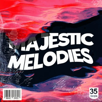 Сэмплы Kits Kreme Majestic Melodies