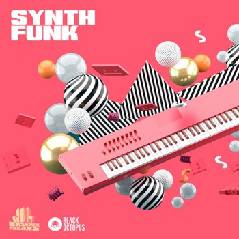 Сэмплы Black Octopus Sound Synth Funk