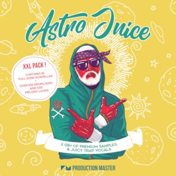 Сэмплы Production Master Astro Juice