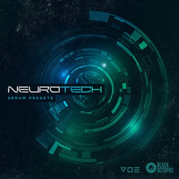Сэмплы Black Octopus Sound Neurotech by V O E