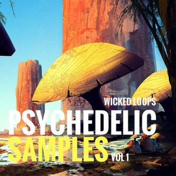 Сэмплы Wicked Loops Psychedelic Samples Vol.1