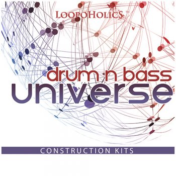 Сэмплы Loopoholics Drum And Bass Universe