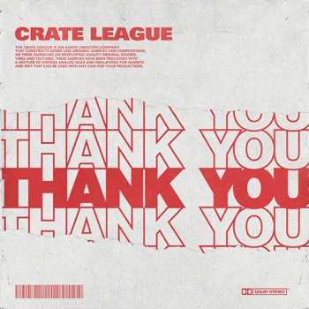 Сэмплы The Crate League Thank You Vol 1