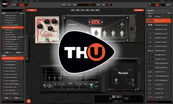 Overloud TH-U Complete v1.0.3 x64