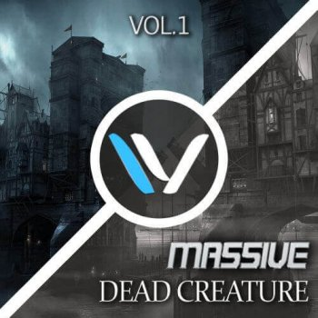 Пресеты ProWaveStudio Dead Creature Volume 1 For Massive
