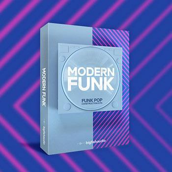 Сэмплы Big Fish Audio Modern Funk: Funk-Pop Construction Kits