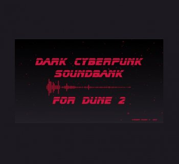 Пресеты The Patchbay - Dark Cyberpunk for Dune 2