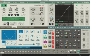HY-Plugins HY-Delay4 v1.1.21 x86 x64