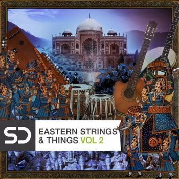 Сэмплы Sample Diggers Eastern Strings and Things 2