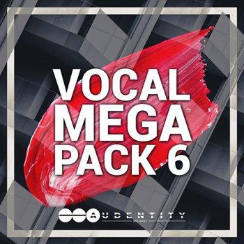 Сэмплы Audentity Records Vocal Megapack 6