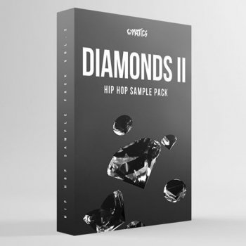 Сэмплы Cymatics Diamonds ll Hip Hop Sample Pack