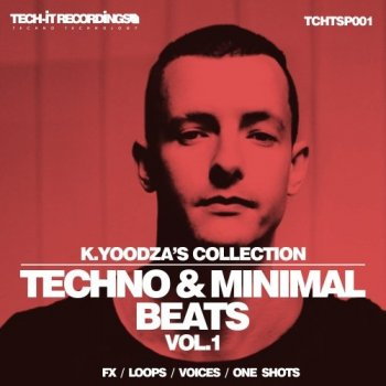 Сэмплы Tech-It Recordings K.Yoodza Collection Techno and Minimal Beats Vol.1