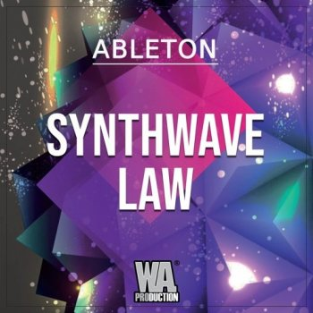 Проект W.A.Production Synthwave Law