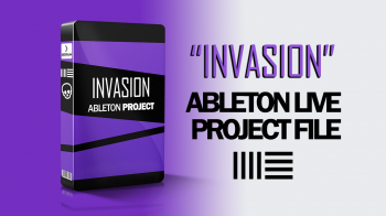 Проект EDM Templates Invasion Ableton Project