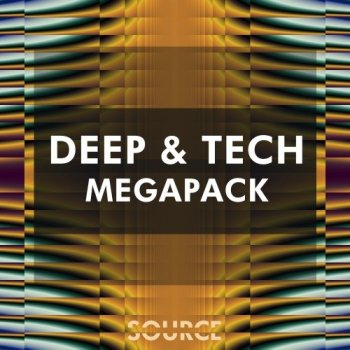 Сэмплы Source Sounds Deep and Tech Megapack