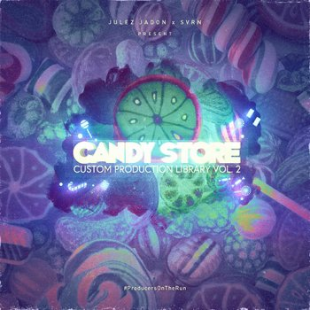 Сэмплы Julez Jadon Candy Store Custom Production Library Vol II