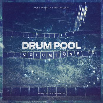 Сэмплы Julez Jadon Drum Pool Vol. 1