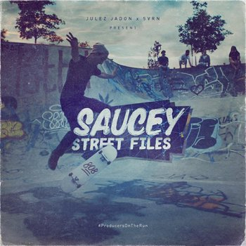 Сэмплы Julez Jadon Saucey Street Files Drum Kit