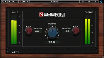 Nembrini Audio LoFi Vintage Clipper v1.0.4 x64