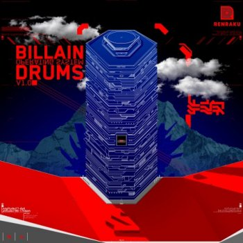 Сэмплы Splice Sounds Billain Operating System Drums