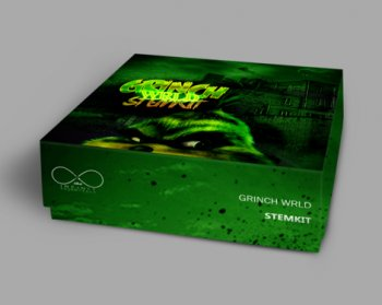 Сэмплы Infinit Essentials Grinch Wrld Stemkit