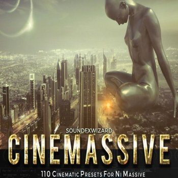 Пресеты SoundFxWizard Cinemassive for Massive