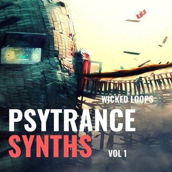 Сэмплы Wicked Loops Psytrance Synths