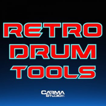 Сэмплы Carma Studio Retro Drum Tools
