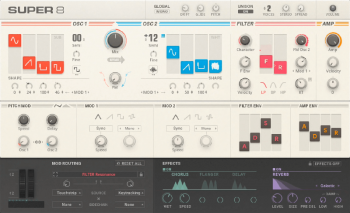 Native Instruments Super 8 (Reaktor)