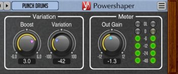 Voxengo Powershaper v1.1 x86 x64